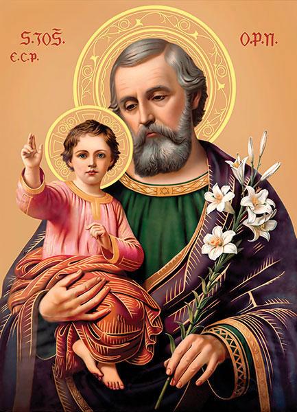 Ngày 19/03: THÁNH GIUSE, BẠN TRĂM NĂM ĐỨC MARIA